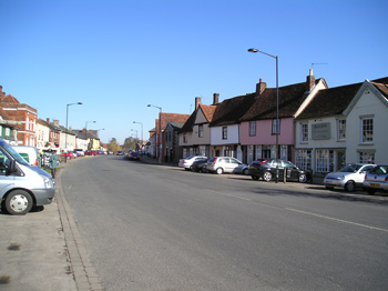 missing book fairs in long melford